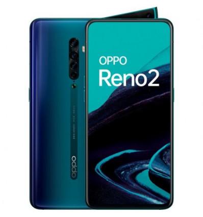 Oppo reno2 8 256 blue smartphone