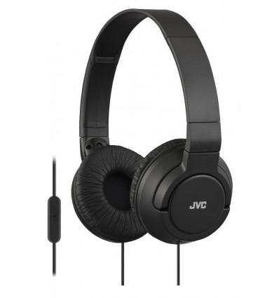 Jvc ha sr185 b e black auriculares