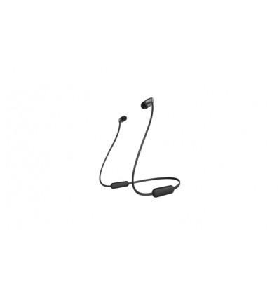 Sony wi c310 black auriculares