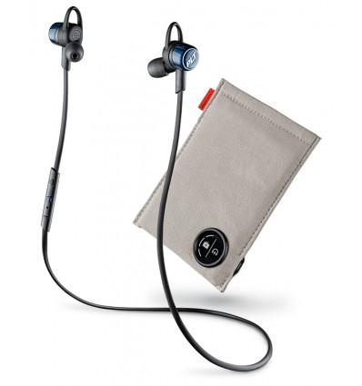Plantronics backbeat go 3 +case blue auriculares