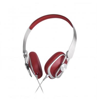 Moshi avanti burgundy red auriculares