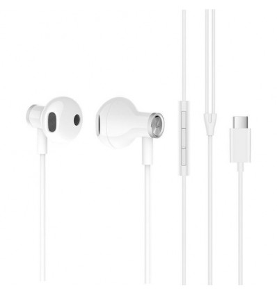 Xiaomi mi usb c black auriculares