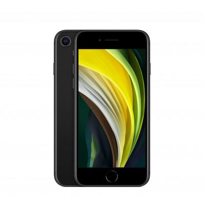 Apple iphonese 64gb  black smartphone