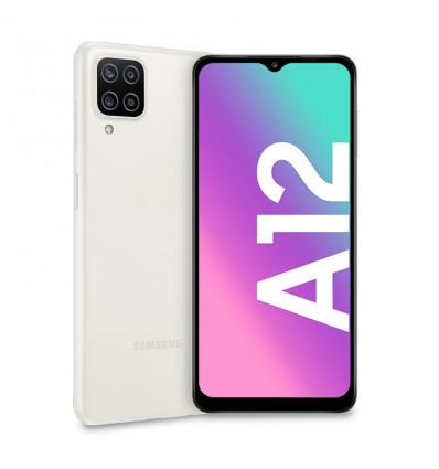 Samsung a12 3 32 white smartphone