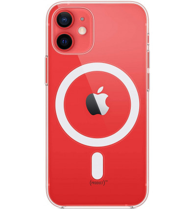 Apple iphone 12 mini clear magsafe magsafe funda
