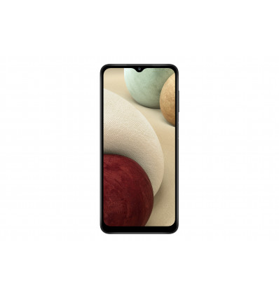 Samsung a12 4 64 black smartphone