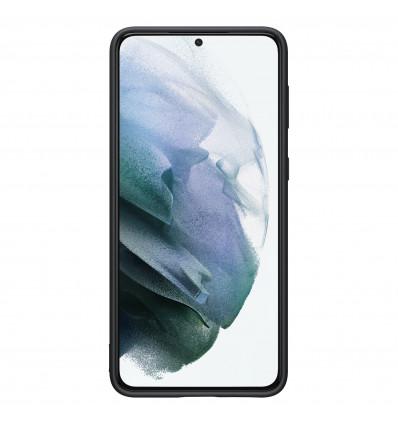 Samsung s21+ silicone cover   black funda