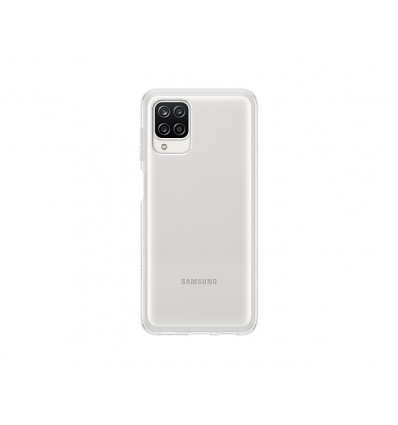Samsung a12 soft clear cover    funda