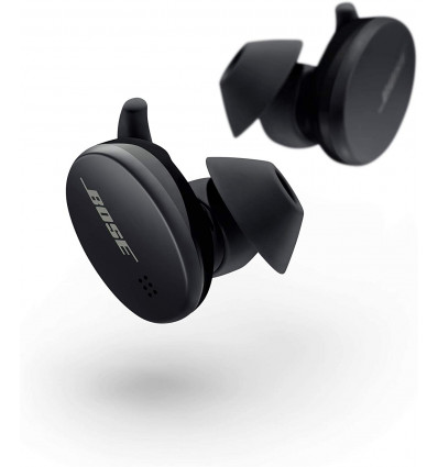 Bose sport earbuds   black auriculares
