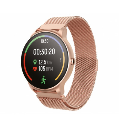 Forever forevive 2 rose gold smartwatch