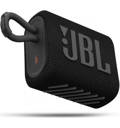 Jbl go 3 black altavoz bluetooth