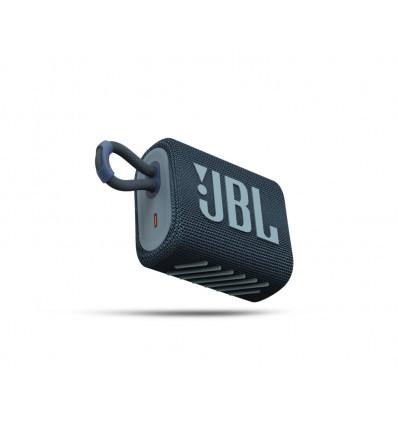 Jbl go 3 blue altavoz bluetooth