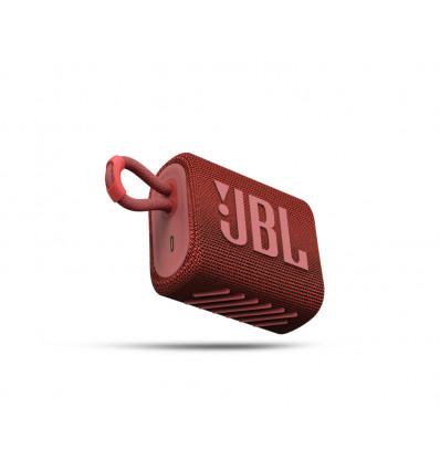 Jbl go 3 red altavoz bluetooth