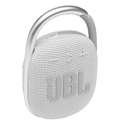 Jbl clip 4   white altavoz bluetooth