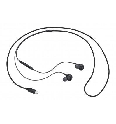 Samsung type c earphones black auriculares