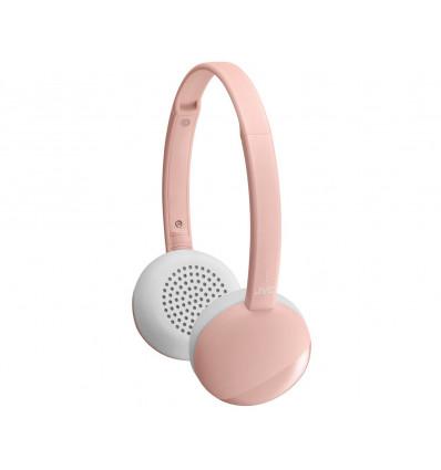 Jvc ha s22w p u   rosa auriculares