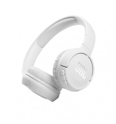 Jbl t510 bt white auricular bluetooth