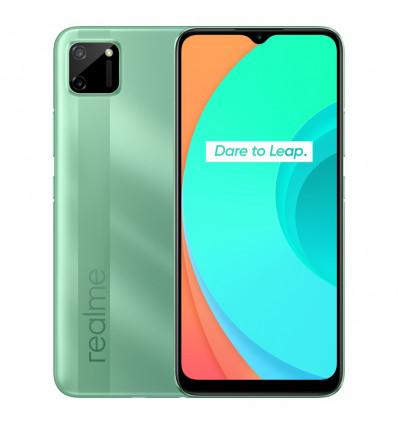 Realme c11 ds 2 32 green smartphone