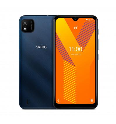Wiko y62 1gb 16gb blue smartphone