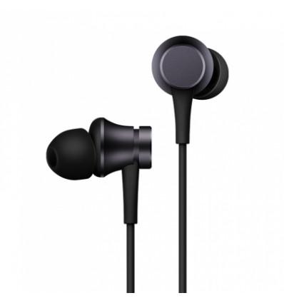 Xiaomi mi inear headphones basic black auriculares
