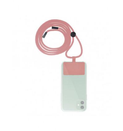 Muvit for change colgante universal   pink colgant