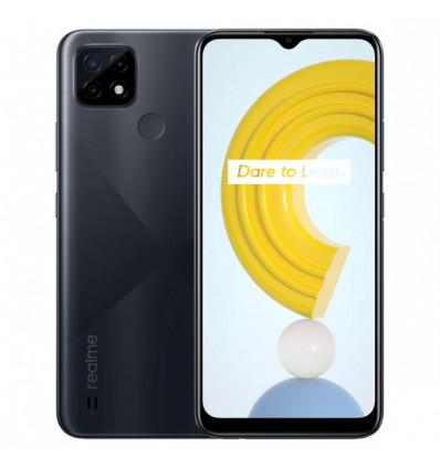 Realme c21 4g 3 32 black smartphone