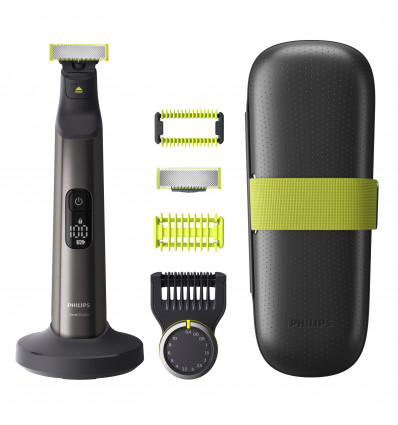 Philips qp6650/61 one blade pro face+body  green a
