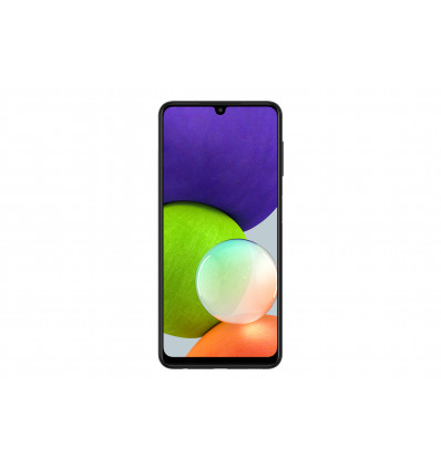 Samsung a22 4 128 black smartphone