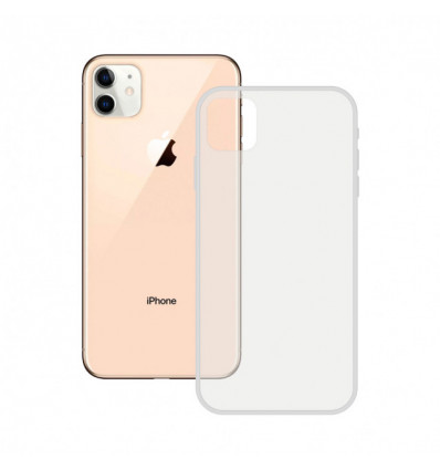 Ksix iphone 12 mini flex tpu clear   funda