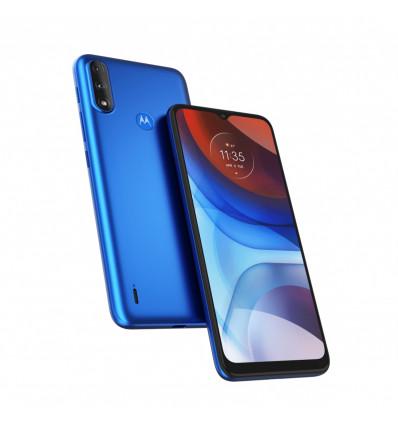 Motorola e7i power 32 2 blue smartphone