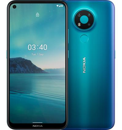 Nokia 3.4 4/64 blue smartphone