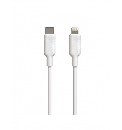 Muvit for change tipo c lightning 3a 1,2m   cable