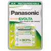 Panasonic r 6/aa pilas recargables