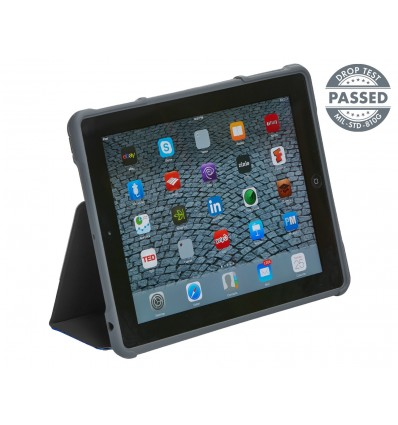 Stm ipad 2 3 y 4 black case