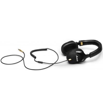Marshall monitor black auriculares