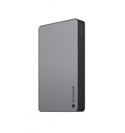 Mophie powerst space gray 6000 mah power bank