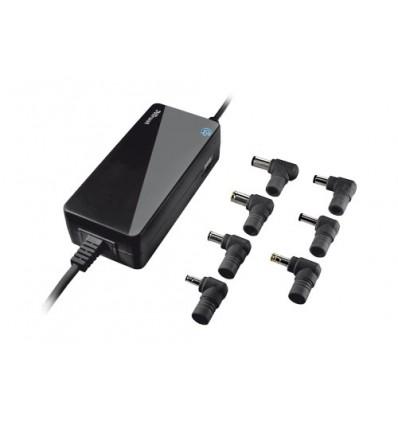 Trust 90w laptop black cargador