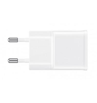 Samsung cargador pared micro usb fast charge / carga rápida color blanco
