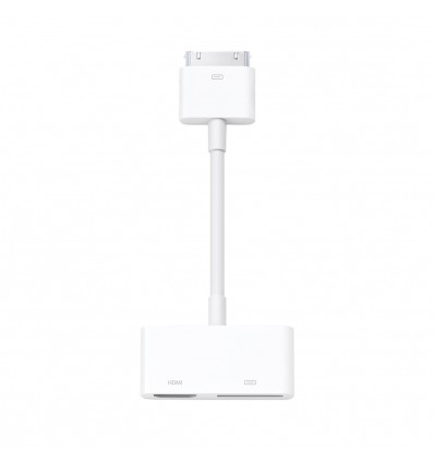 Apple cable adaptador conexión av digital para iphone 4s