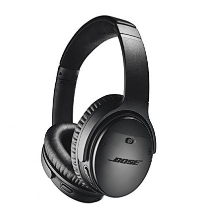 BOSE QC35 II WIRELESS BLACK Auriculares