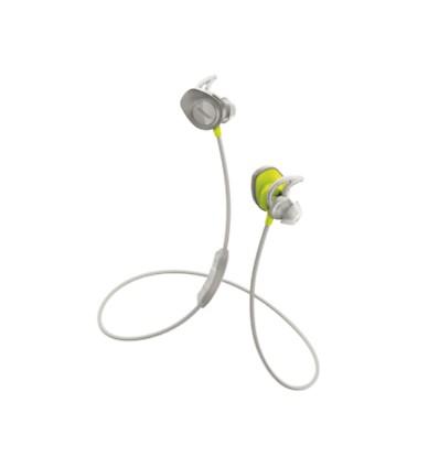BOSE SOUNDSPORT WIRELESS CITRON Auriculares