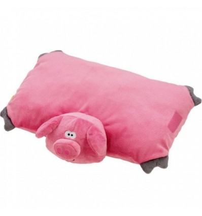 GO TRAVEL FOLDING PILLOW (PIG) Cojín niños