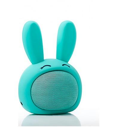 Mob bluetooth rabbit blue altavoz