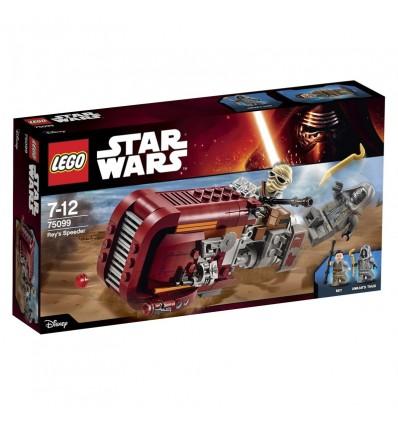 LEGO STAR WARS REY'S SPEEDER Juguete