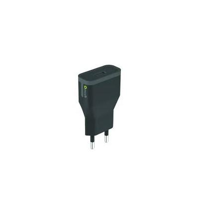 MUVIT TRANSFORMADOR USB 2 4 A Cargador Red