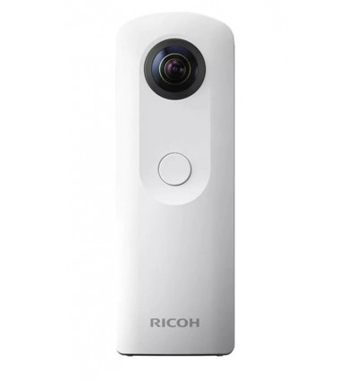 Ricoh theta sc white videocámara 360