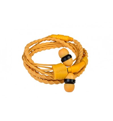 Wraps  talk orange auriculares