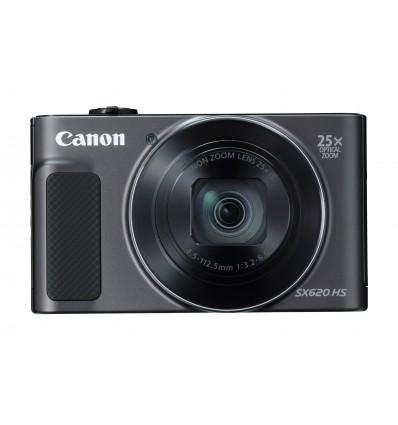Canon powershot sx620 hs cámara digital compacta 20.2mp color negro