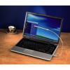Hama flexor portatil 10 leds linterna laptop