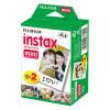Fujifilm papel fotográfico instax mini color 20 unidades